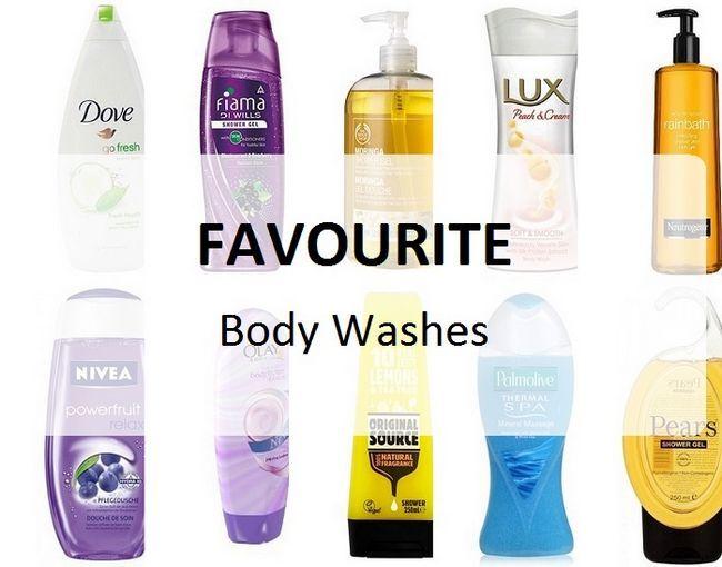 10 Melhores lavagens do corpo disponíveis na índia