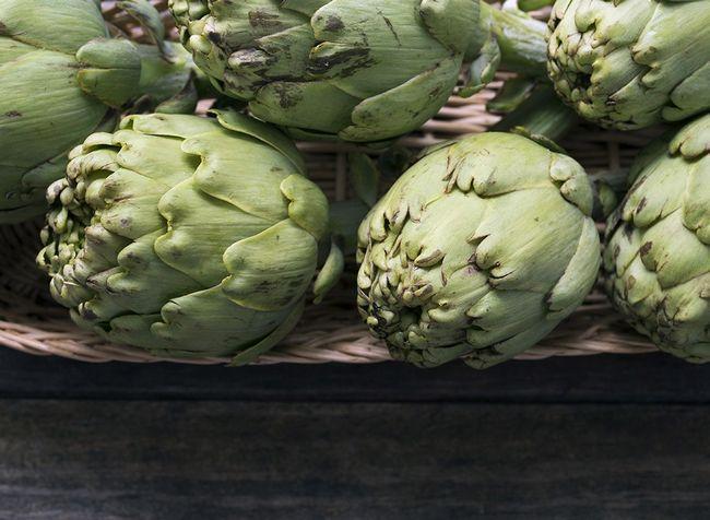 melhores alimentos ricos em proteínas para perda de peso - alcachofras