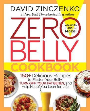 Zero barriga Cookbook