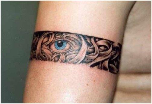 Projeto Armband Tattoo impressionante para meninas