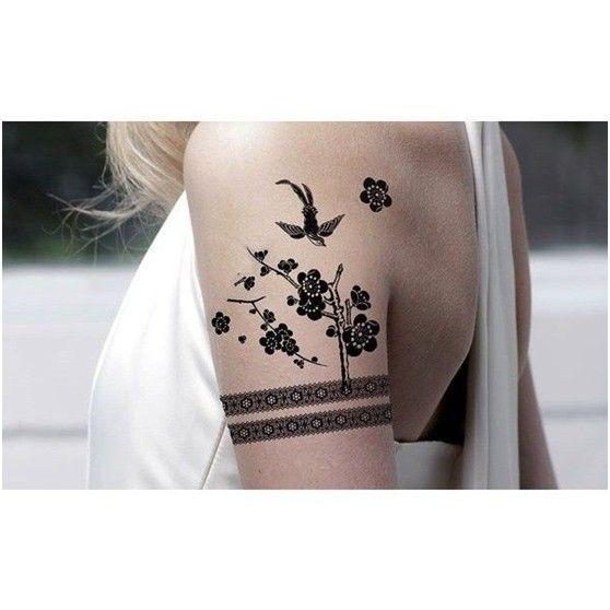 Grandes Armband Tattoo Designs: Mulheres Tattoos