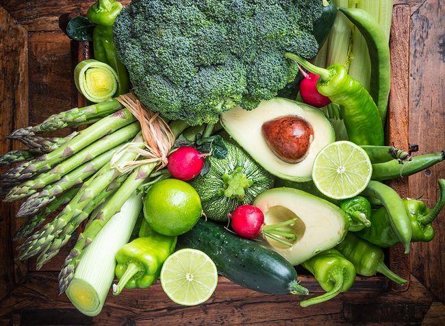 A ciência diz que estes vegetais retardar o envelhecimento