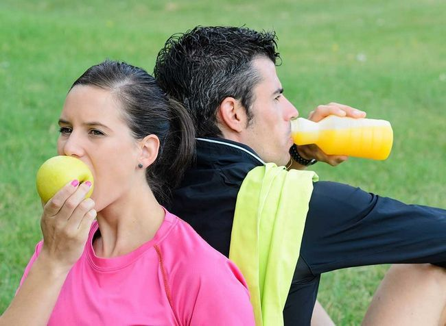 20 Foods você nunca deve comer depois de um treino