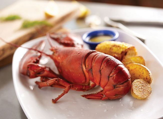 Que dieta Especialistas Comer no Red Lobster - Red Lobster