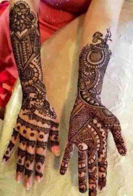 25-awesome-marwari-mehendi-designs-para-mãos-e-pernas (19)
