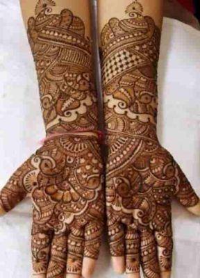 25-awesome-marwari-mehendi-designs-para-mãos-e-pernas (4)