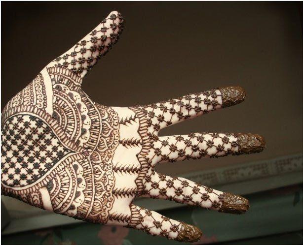 Melhor árabe Mehndi Designs indiano 12