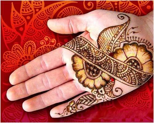 Melhor árabe Mehndi Designs novo 15