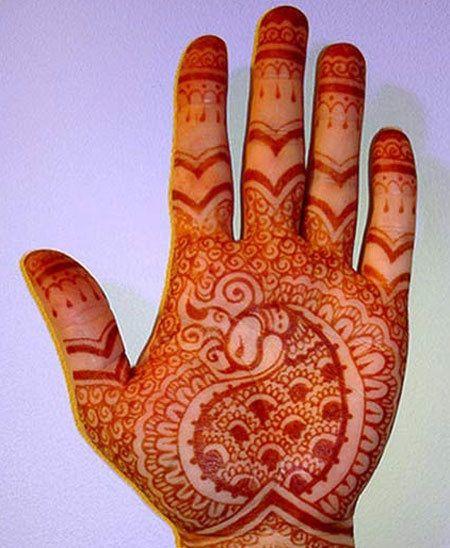 Melhor árabe Mehndi Designs indiano 23