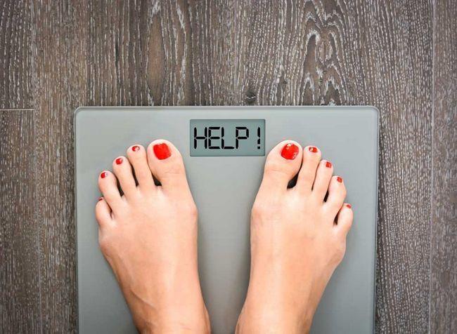 20 Razões estranhas que você está ganhando peso rapidamente