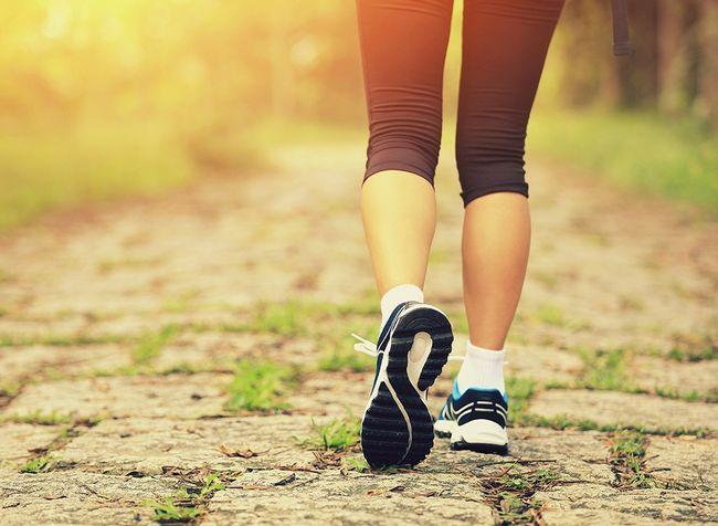30 Dicas quando você está andando para perda de peso