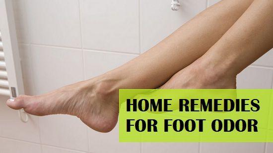 5 Home remédios para curar o pé odor e tratamento