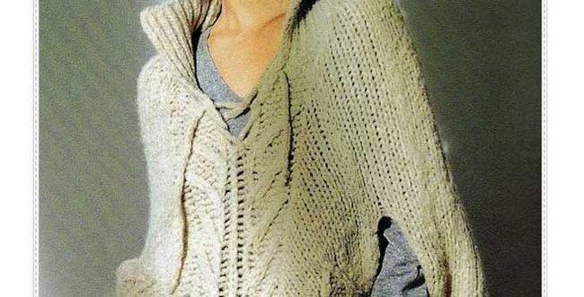 lã Ponchos