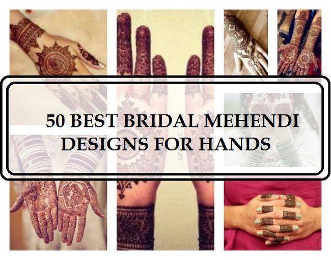 Nupcial-mehendi-designs top-50-para-mãos-indiana-casamentos
