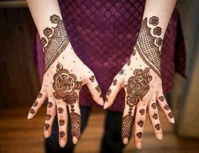 best-noiva-mehendi-designs-Índia
