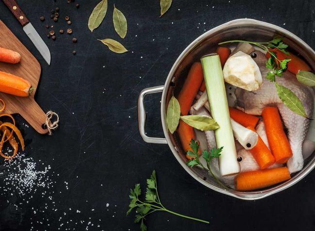 Os 20 piores ingredientes para colocar em sua sopa