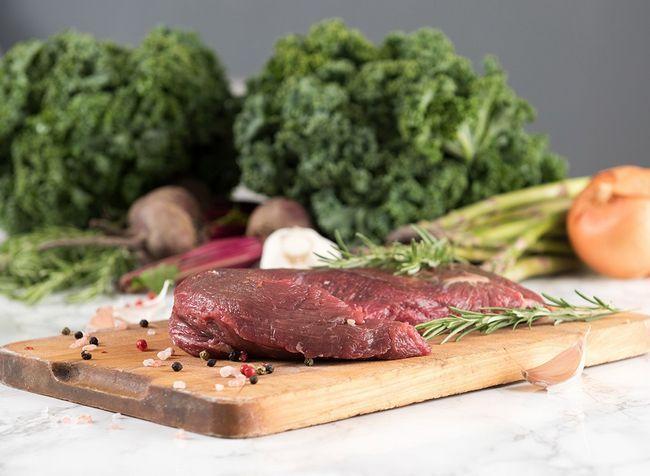 melhores alimentos ricos em proteínas para perda de peso - bisonte