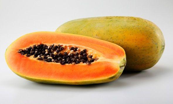Todo e Halved Papaya