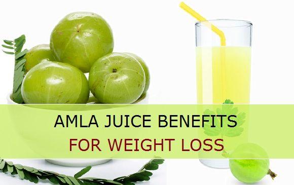 Benefícios do suco de Amla para perda de peso