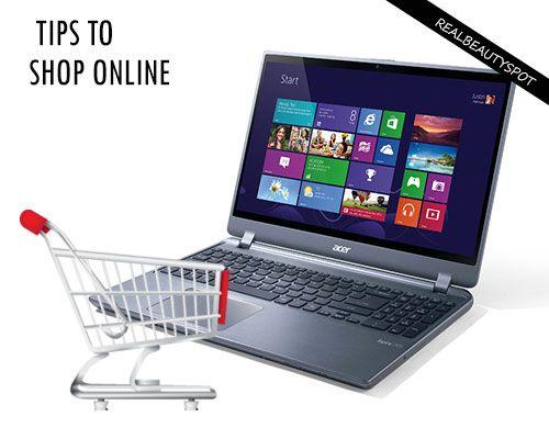 Melhores dicas para fazer compras online