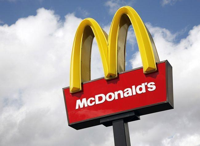 O que os especialistas 8 dieta comer no mcdonalds