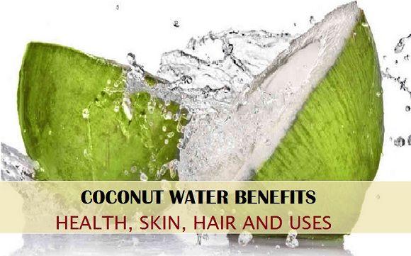 Benefícios da água de coco para a saúde, pele, cabelos: usos da água de coco