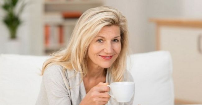 Ervas eficaz para os sintomas menopausa em mulheres