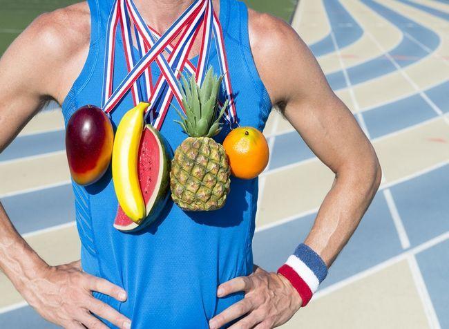 Começar a colher na cozinha olímpico