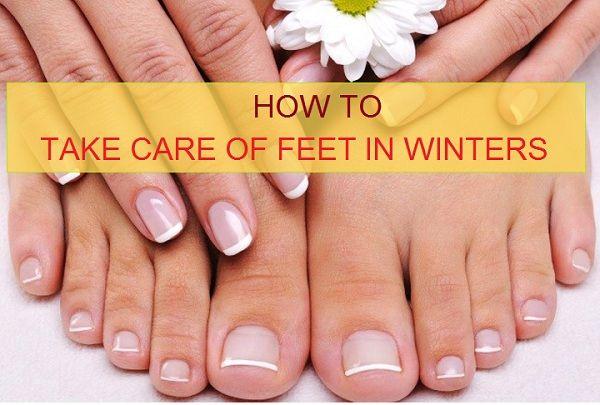 Grandes dicas para cuidar dos pés no inverno