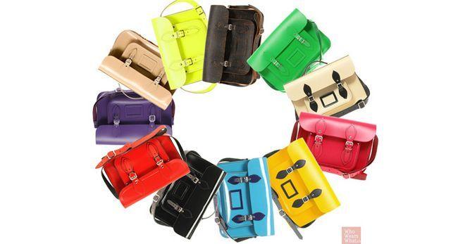 Tipos de bolsa, todas as mulheres devem possuir