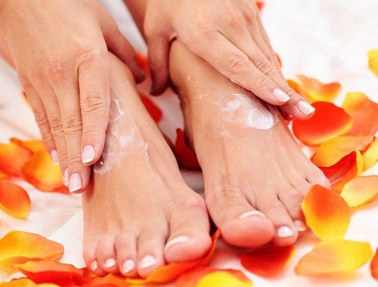 Como cuidar dos pés durante as monções e Winters 3