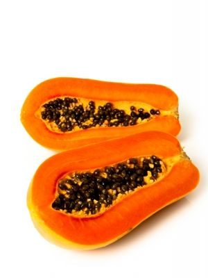 O que é bom para papaya