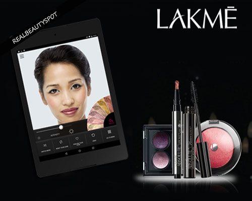 Maquiagem Lakme Pro revisão App, como usar e recursos