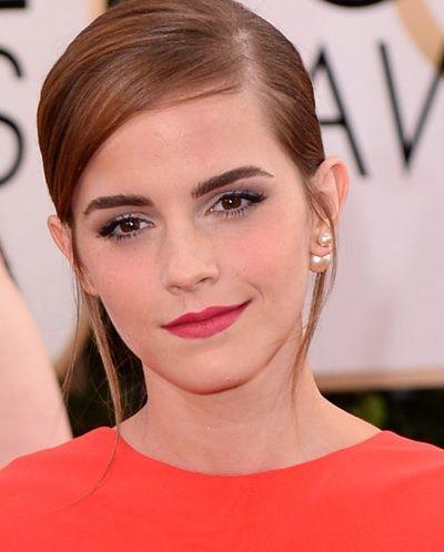 segredos de maquiagem de atrizes de Hollywood emma
