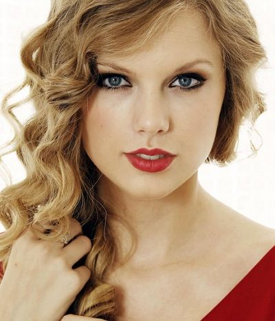 segredos de maquiagem de atrizes de Hollywood Taylor Swift