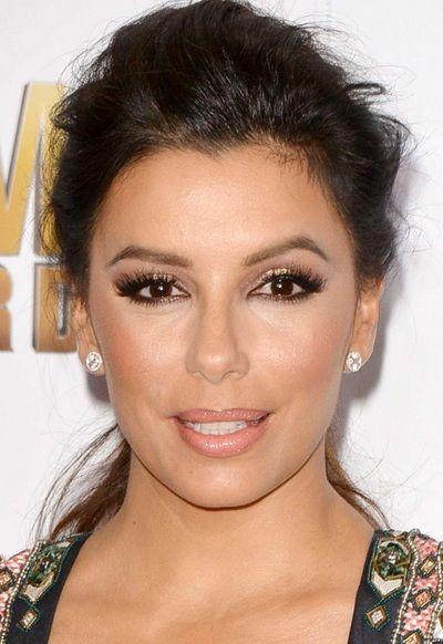segredos de maquiagem de atrizes de Hollywood eva