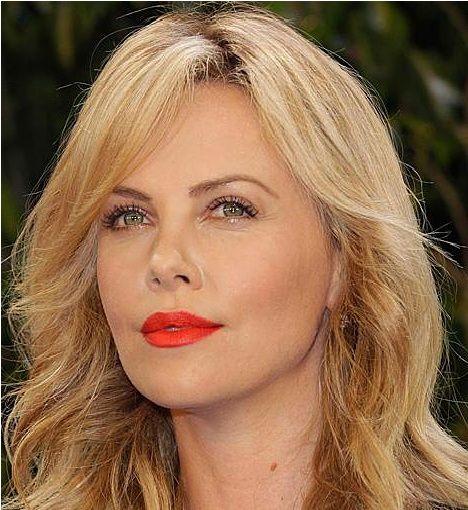 segredos de maquiagem de Hollywood atrizes Charlize