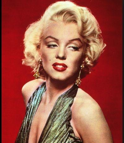 segredos de maquiagem de atrizes de Hollywood Marilyn