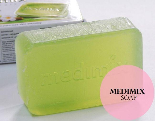 Medimix ayurvédica sabão de glicerina natural: avaliação, preço