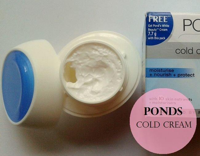 Ponds hidratantes frio avaliação creme vs creme nivea
