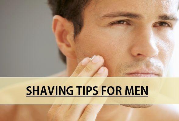 dicas de barbear para a pele dos homens