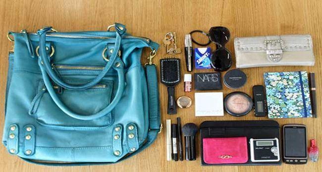 Maneiras simples para organizar sua bolsa