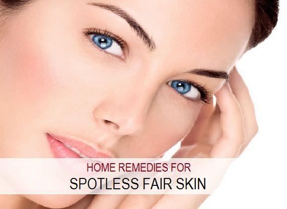 Impecável justas remédios caseiros pele para pele clara