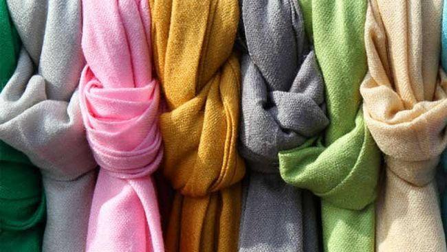 Maneiras elegantes para armar o seu cachecol: tutorial