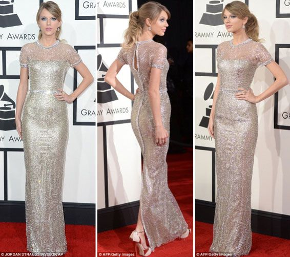 Taylor`s Swift`s Best Red Carpet Fashion