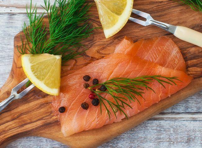 melhores alimentos ricos em proteínas para perda de peso - salmão selvagem