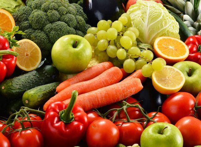 O que acontece com seu corpo quando você não comer frutas ou legumes suficiente