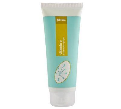 fab protetor solar india para a pele seca