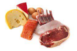 Alimentos ricos em gordura saturada