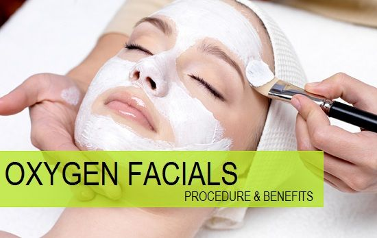 O que é o oxigênio facial e seus benefícios